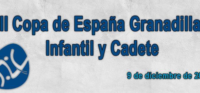 VIII Copa de España Granadilla A Infantil y Cadete