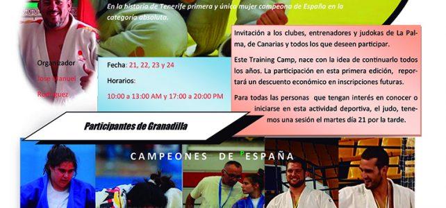 Training Camp La Palma